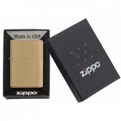 23013 BRUSHED BRASS