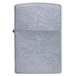 Modrá ocelová kapesní láhev s gravírováním