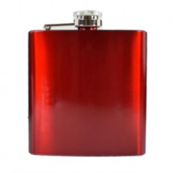 Červená placatka 180 ml vč. gravírování