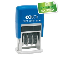 Razítko COLOP S 120 Mini-Dater