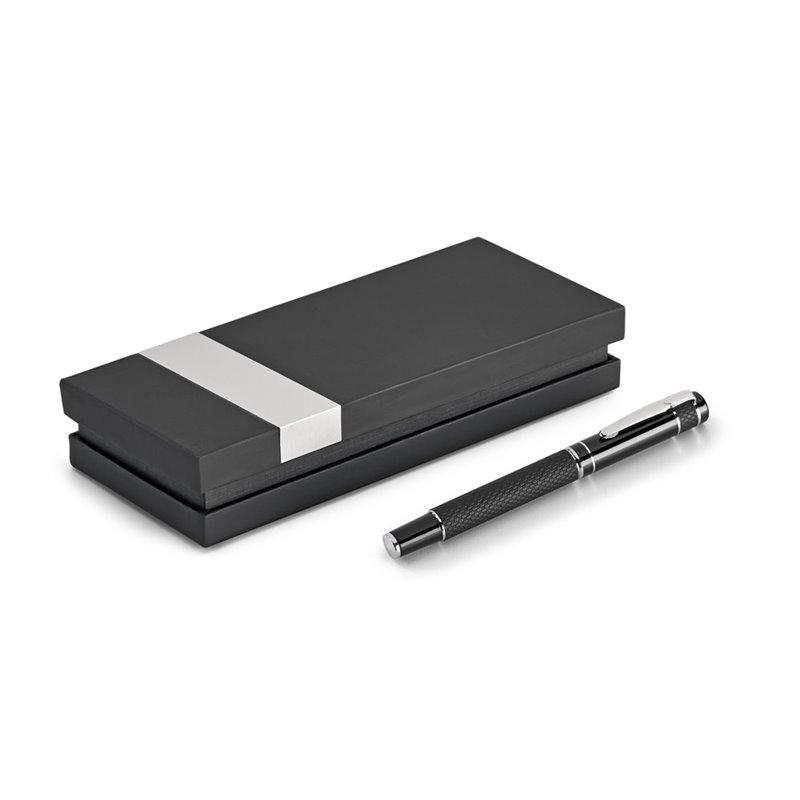 USB plazmový zapalovač lesklý, modrý 36502 s gravírováním